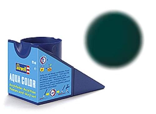 36168 revell aqua donkergroen, mat