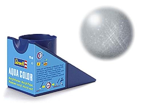 36190 revell aqua silver, metallic