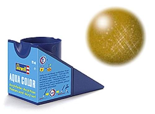 36192 revell aqua messing metallic