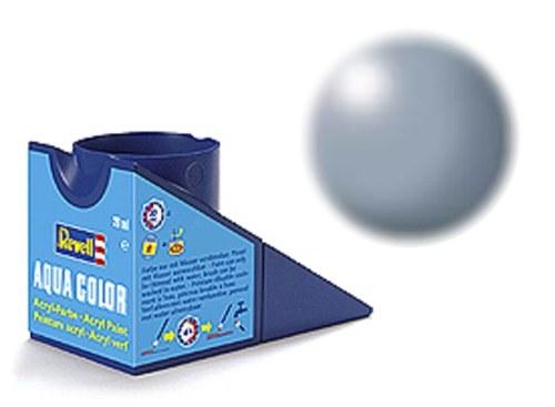 36374 revell aqua grijs, zijdeglans