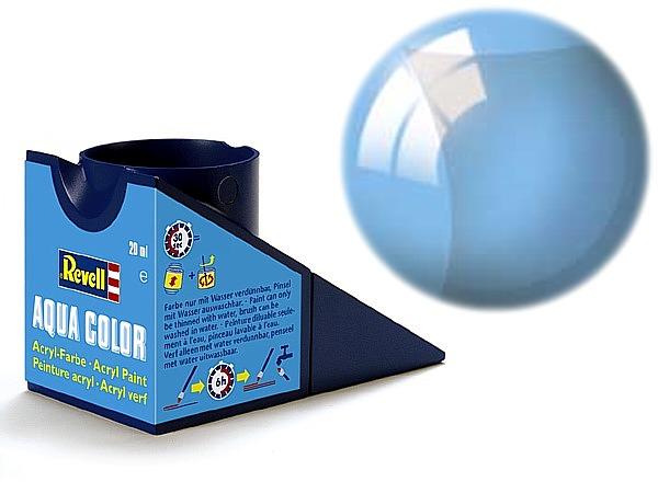 36752 revell aqua blauw, helder