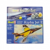 63995 Revell Model set Alpha Jet E