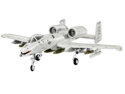 64054 Revell Modelset A-10 Thunderbolt II Revell
