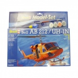 64654 Revell Model set Bell AB 212/UH-1N