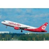 64861 Revell Modelset Airbus A320 Air Berlin