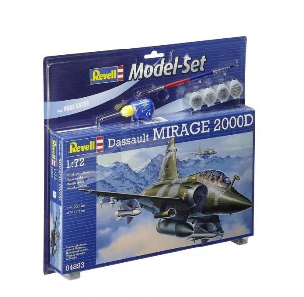 64893 revell modelset mirage 2000d Revell