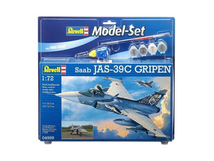 64999 Revell Modelset Saab Jas-39C Revell