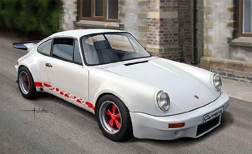 67004 Revell Modelset Porsche Carrera RS 3.0 Revell