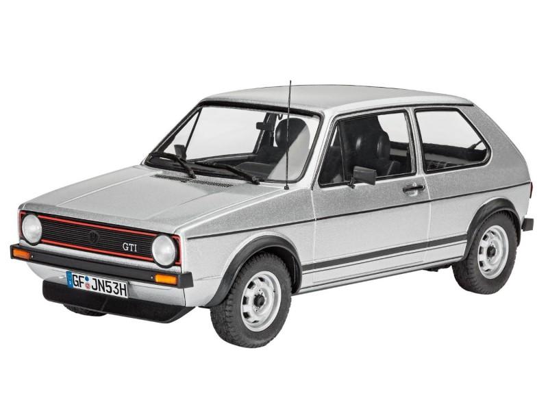 67072 Revell Modelset VW Golf 1 GTI