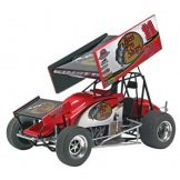 85-4942 Revell Monogram Kinser Bass Pro Sprint Car