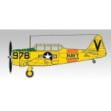 85-5251 Revell AT-6-SNJ Texan