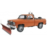85-7222 Revell GMC Pickup with Snow Plow