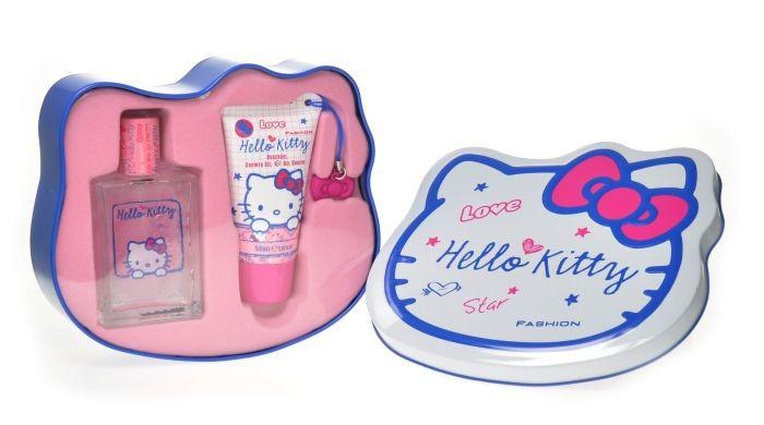Hello Kitty Scribble Eau de Toilette cadeauset