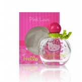 Hello Kitty Pink Love Eau de Toilette