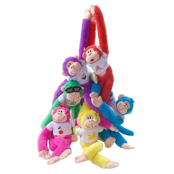 Rainbow Monkey's