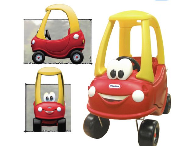 Loopauto Cozy Coupe