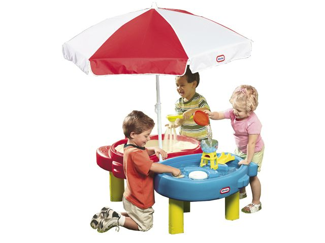 Little Tikes Zand en Zee Tafel Little tikes