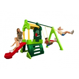 Little Tikes Clubhouse swingset