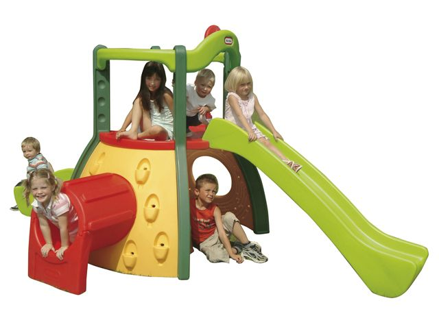 Little tikes super klimrek evergreen Little tikes