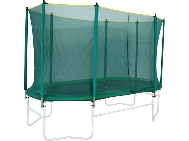 Game on Sport Ovaal Trampoline Safetynet 366cm Game on Sport