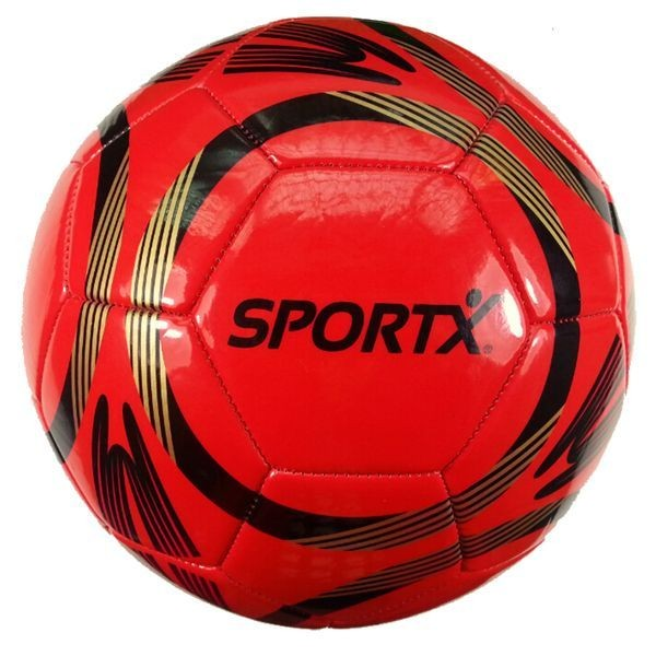 SportX Voetbal Rood