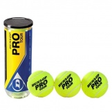 Dunlop Volley Tennisbal in koker