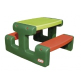 Little tikes picknicktafel evergreen