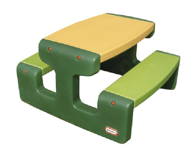 Little Tikes Grote Picknicktafel Evergreen