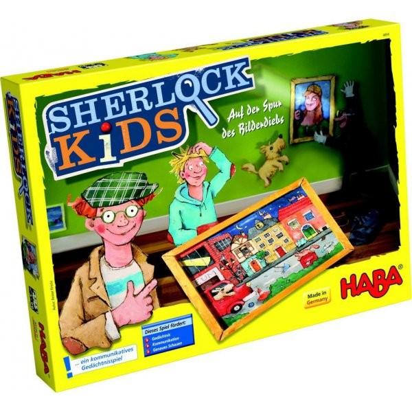 Haba Spel Sherlock Kids