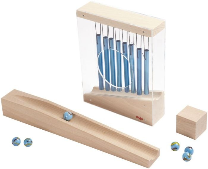 Haba Ball Track - Sound Tube Tunnel