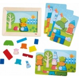 Haba Farm - Magnetic Arranging Game