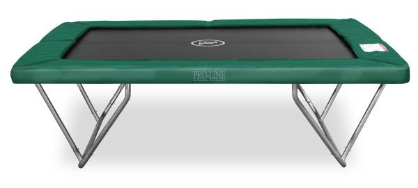 Avyna trampoline pro-line 23F opklapbaar, groen Avyna