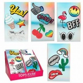 Topmodel Sticker Set Van 4 stickers