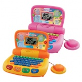 101123 Vtech Junior Laptop Oranje