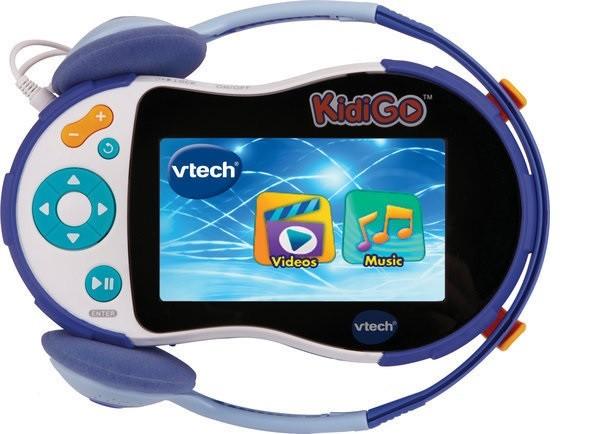 Vtech KidiGo Blauw