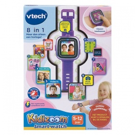 Vtech Kidizoom Smart Watch paars