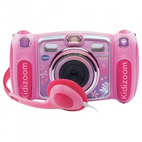 Vtech Kidizoom Duo Roze inclusief MP3