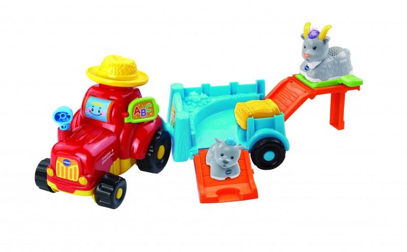 180723 Vtech Tractor en Dieren