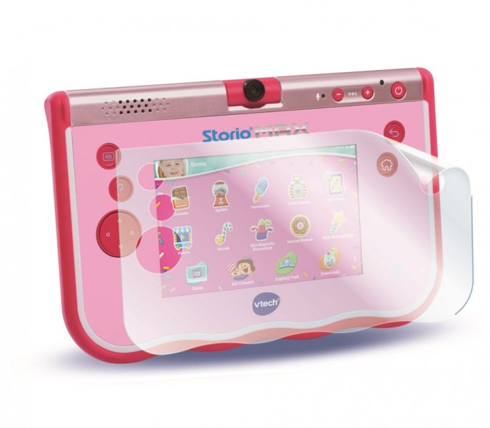 Vtech storio max 5 tablet roze for Housse storio max 5