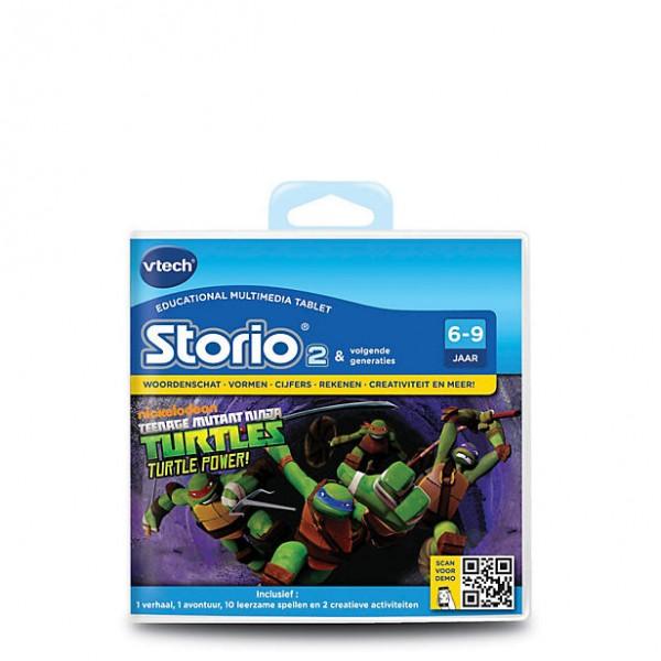 Vtech Storio 2 Teenage Mutant Ninja Turtles Vtech