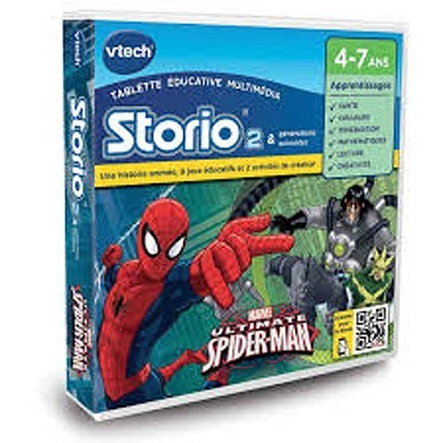 Vtech Storio 2 The Ultimate Spiderman Vtech