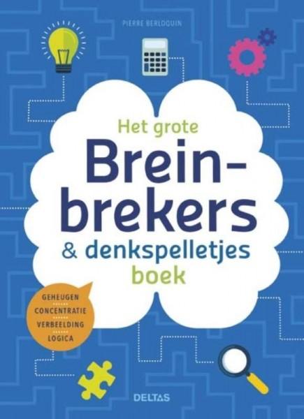 Breinbrekers Spelletjesboek