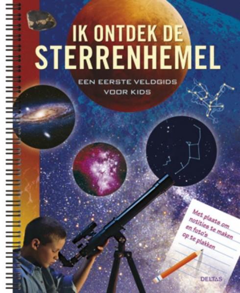 Boek Ik ontdek de sterrenhemel! Een eerst veldgids voor kids