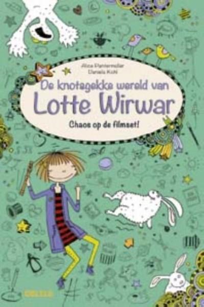 De knotsgekke wereld van Lotte Wirwar - choas