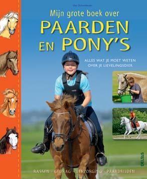 Mijn grote boek over paarden en pony's