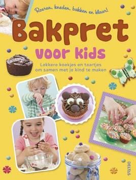 Boek bakpret voor kids