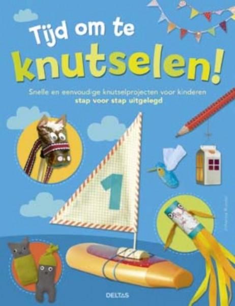 Tijd Om Te Knutselen knutselboek!