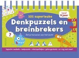 101 Superleuke Denkpuzzels en Breinbrekers