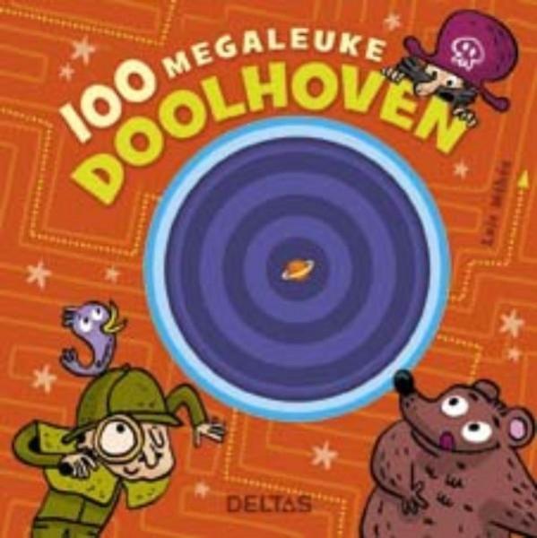 Boek 100 Megaleuke Doolhoven