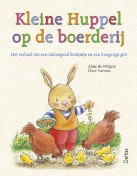 Boek Kleine Huppel op de boerderij